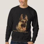 German Shepherd Unisex Sweatshirt
