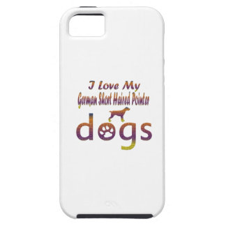 German short haired pointer designs iPhone 5 cases