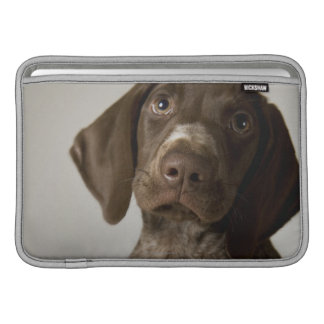 German Short-Haired Pointer puppy Sleeve For MacBook Air