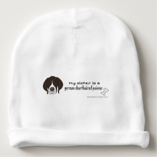 german shorthaired pointer baby beanie