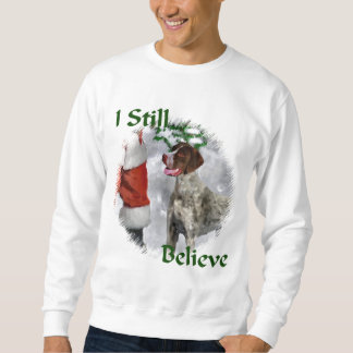 German Shorthaired Pointer Christmas Gifts Sweatshirt