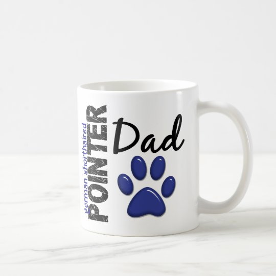 German Shorthaired Pointer Dad 2 Coffee Mug