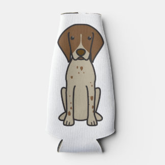 German Shorthaired Pointer Dog Cartoon