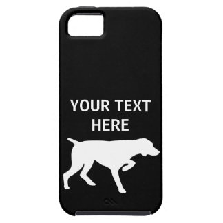 German Shorthaired Pointer dog - Customizable iPhone 5 Covers