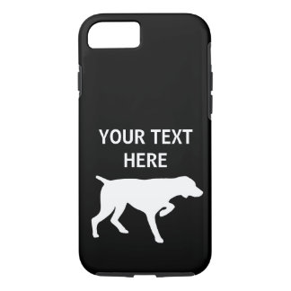 German Shorthaired Pointer dog - Customizable iPhone 7 Case