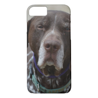 German Shorthaired Pointer Dog iPhone 8/7 Case