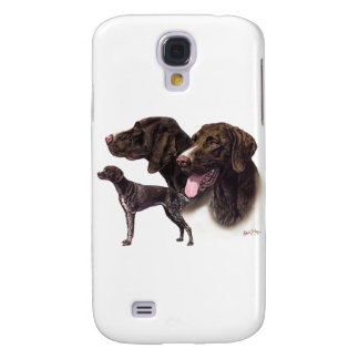 German Shorthaired Pointer Galaxy S4 Case
