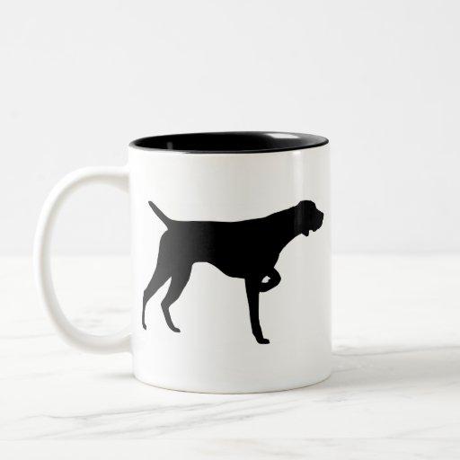 German Shorthaired Pointer Gear Coffee Mugs