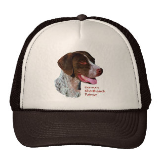 German Shorthaired Pointer Gifts Cap