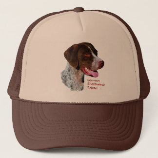 German Shorthaired Pointer Gifts Trucker Hat