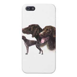 German Shorthaired Pointer Case For iPhone 5