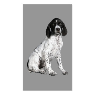 German Shorthaired Pointer Lover Business Card