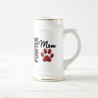 German Shorthaired Pointer Mom 2 Beer Steins