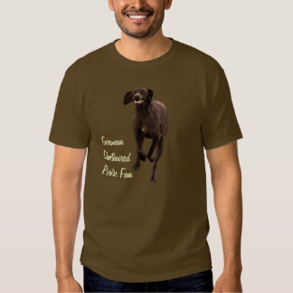 German Shorthaired Pointer Pet-lover Apparel T-shirt