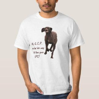 German Shorthaired Pointer Pet-lover Joke Shirt