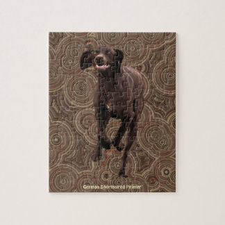 German Shorthaired Pointer Pet-lover Puzzle