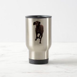 German Shorthaired Pointer Pet-lover Stainless Steel Travel Mug