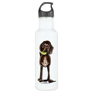 German Shorthaired Pointer Playtime 710 Ml Water Bottle