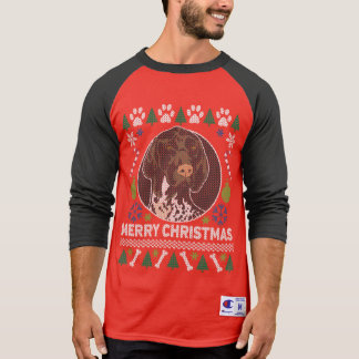 German Shorthaired Pointer Ugly Christmas Sweater