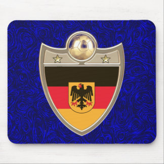 German Soccer Mousepads