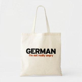 German Stereotype Budget Tote Bag