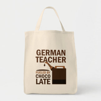 German Teacher (Funny) Gift Tote Bags