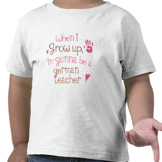 German Teacher Future Infant Baby T-Shirt