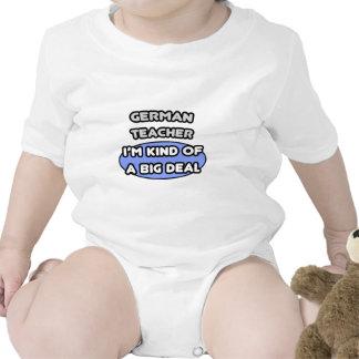 German Teacher ...Kind of a Big Deal T-shirt