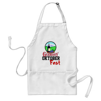 German wine  Oktoberfest Apron