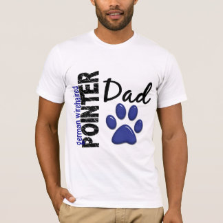 German Wirehaired Pointer Dad 2 T-Shirt