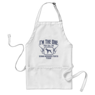 German Wirehaired Pointer Standard Apron