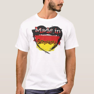 germanfinished.jpg T-Shirt