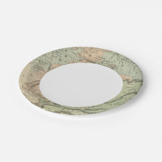 Germanic Confederation 7 Inch Paper Plate