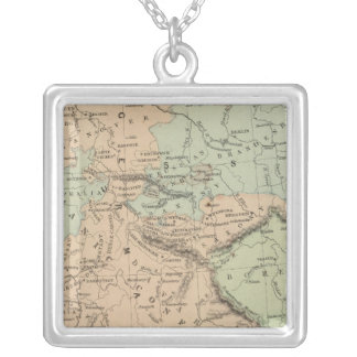 Germanic Confederation Silver Plated Necklace
