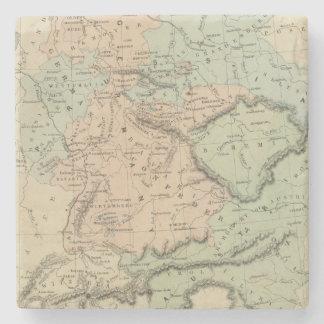 Germanic Confederation Stone Coaster