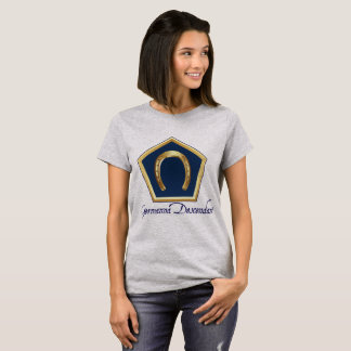 Germanna Descendant Women's T-Shirt