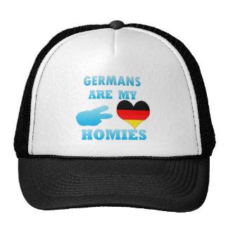 Germans are my Homies Trucker Hats