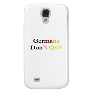 Germans Don t Quit Galaxy S4 Cases