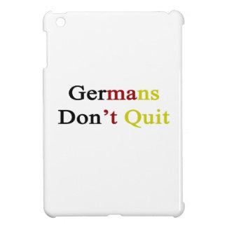 Germans Don t Quit iPad Mini Cases