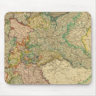 Germany 10 mouse mat