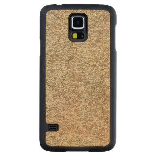 Germany 11 carved maple galaxy s5 case
