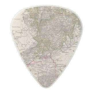 Germany 12 acetal guitar pick
