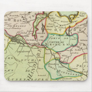 Germany 16 mouse mat