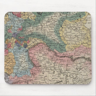 Germany 19 mouse pad