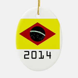 germany 2014 christmas ornament