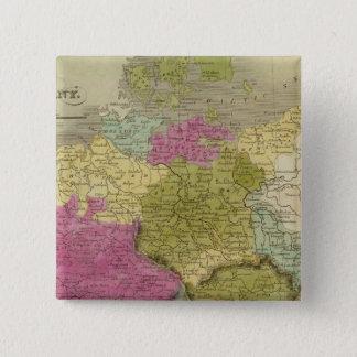 Germany 20 15 cm square badge