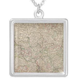 Germany 20 silver plated necklace