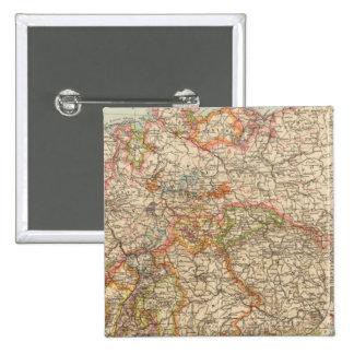 Germany 22 15 cm square badge