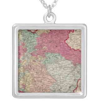 Germany 23 silver plated necklace