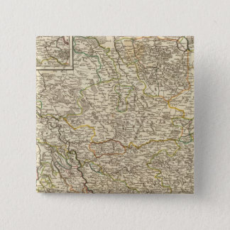 Germany 27 15 cm square badge
